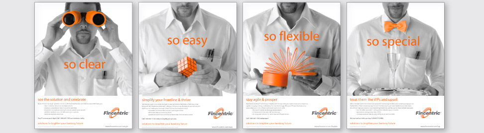 Marketing Collateral Fincentric
